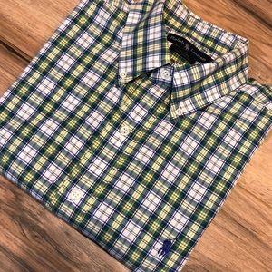 Ralph Lauren Blake SS Button Down Shirt